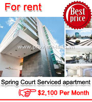 Spring Court Serviced apartment