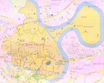 Bán đất mặt tiền Điện Biên Phủ 18x43m quận Bình Thạnh