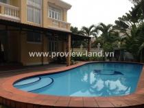 Bán biệt thự Thảo Điền Q2, hồ bơi sân vườn đẹp giá rẻ