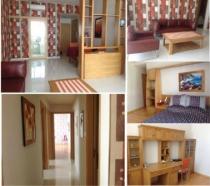 Bán căn hộ The Vista 135m2 3 phòng ngủ nhà đẹp view sông và hồ bơi