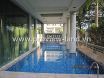 Villa  for rent in Phu My Hung, District 7