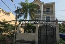 Nhà quận 2 đường Đỗ Quang 7x17m 1 trệt 1 lửng cần bán