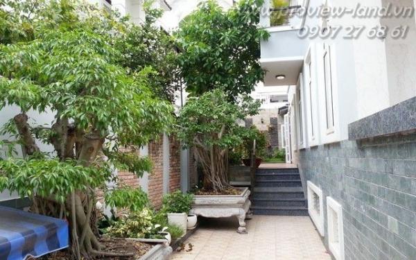 Bán villa khu An Phú An Khánh 10x20m 4 PN có 1 hầm - 1 trệt - 2 lầu