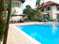 Saigon Village khu Căn hộ và biệt thự cho thuê Quận 10