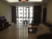 Imperia An Phu apartment for rent B1 Tower high floor 3beds full furnished with nice view