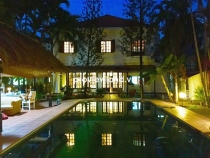 Villa for sale in Thao Dien on Xuan Thuy Street 1500sqm 5BRs 6WCs spacious garden and pool
