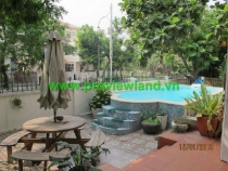 Sell Phu Gia-PMH villa with private swimming pool District 7
