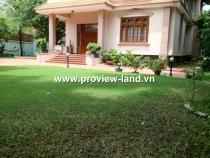 Bán biệt thự đẹp nhất Thảo Điền Quận 2 hồ bơi và sân vườn 1300m2