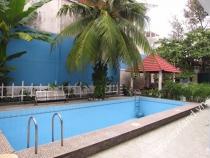 Cho thuê biệt thự đường Đặng Hữu Phổ 3 phòng ngủ
