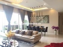 Cho thuê căn hộ cao cấp 148m2 tầng cao 3PN The Estella thiết kế sang trọng view hồ bơi