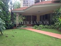 Villa Thảo Điền cho thuê 380m2 sân vườn rộng