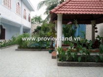 Villa on Dang Huu Pho Street District 2 for rent