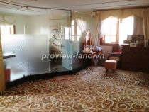 Thao Dien villa for rent 770m2 luxurious furnished