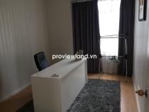 Cho thuê căn hộ 134m2 - 3PN Saigon Pearl tòa Sapphire tầng cao nội thất đẹp và sang trọng