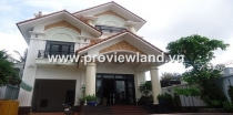 For rent Thao Dien Villa in District 2