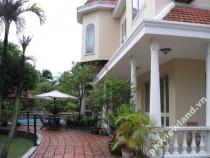 Biệt thự lớn cho thuê gía rẻ 1200m2 phường Thảo Điền Quận 2