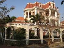 Villa Thao Dien for rent in District 2