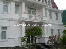 Luxury villas Thao Dien for rent in District 2