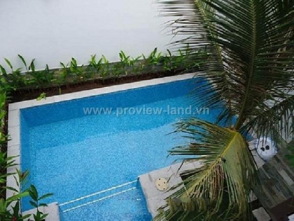 Bán Biệt Thự Thảo Điền hồ bơi và sân vườn chỉ 12 tỷ