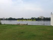 Bán đất biệt thự bờ sông Saigon 3000m2 đất thổ cư 100%