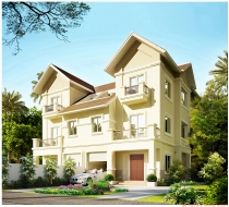 My Quang villa for sale, 330sqm in Phu My Hung