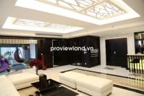 Bán Penthouse 542m2 3 tầng Sunrise City có sân thượng không gian rộng thuận lợi bố trí nội thất