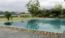 villa for sale in Thao Dien, district 2, riverside, acreage 1260sqm
