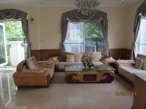 Villa for rent in Phu My Hung, Dist 7, fully furnished