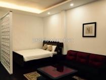 Cho thuê căn hộ dịch vụ 38 - 40m2 đường Nguyễn Cửu Vân đầy đủ dịch vụ tiện ích tiện nghi