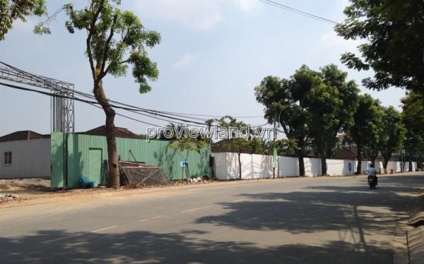Bán nhanh 2 lô đất liền nhau tại Nguyễn Văn Hưởng Quận 2 tổng diện tích 470m2