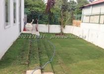 Thao Dien rental villa just completed 300m2