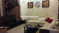 House for rent in Thao Dien District 2 3 floors 100sqm 3 bedrooms full furnished