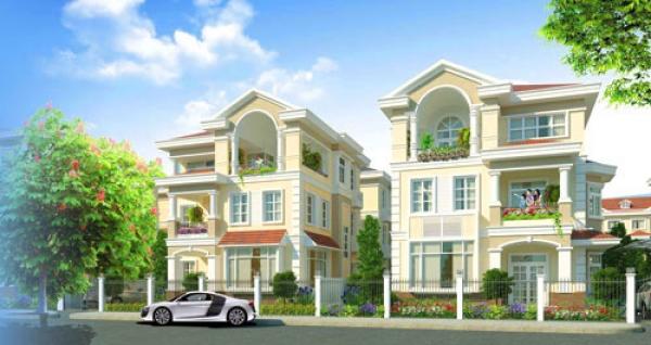 Bán villa cao cấp Phú Mỹ Hưng 306m2 sổ hồng