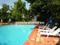 Leasing villa in An Phu 350sqm 4 beds behind The Vista full furnished