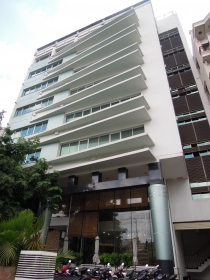Office for rent in Sunshine Tower, Nguyen Van Cu street, District 1