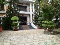 Thao Dien Villa for rent 2000m2 with beautiful garden