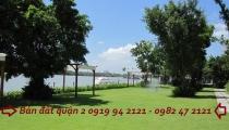Bán đất Thảo Điền quận 2 340m2