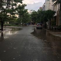 Bán nhà quận 2 đường Lương Định Của 1 trệt 2 lầu 4x16m mặt tiền đường rộng