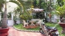 Biệt thự Nguyễn Văn Hưởng khu compound cho thuê nội thất đầy đủ