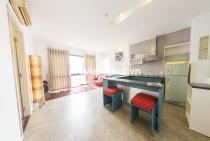 Cần cho thuê căn hộ cao cấp 50m2 1PN dịch vụ đường Nguyễn Đình Chiểu đầy đủ nội thất