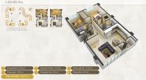 Bán căn hộ 95m2 2 phòng ngủ Imperia An Phú tháp C2 có nội thất nhiều tiện ích