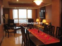 Bán căn hộ The Manor HCMC 113m2 gồm 2 phòng ngủ view Văn Thánh đầy đủ nội thất