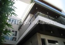 Cho thuê biệt thự đẹp nhất Quận 3 gần công viên Lê Văn Tám