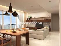 Cho thuê căn hộ 124m2 2PN Estella nội thất cao cấp view nhìn công viên cây xanh