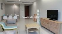 Cho thuê căn hộ 116m2 2PN City Garden đầy đủ nội thất và tiện nghi hằng ngày tầng cao