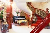 Selling villa in Thao Dien 665sqm 1 ground 3 floors nice design