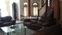 Villa for rent Quoc Huong Compound District 2 200sqm 7beds with luxury interior
