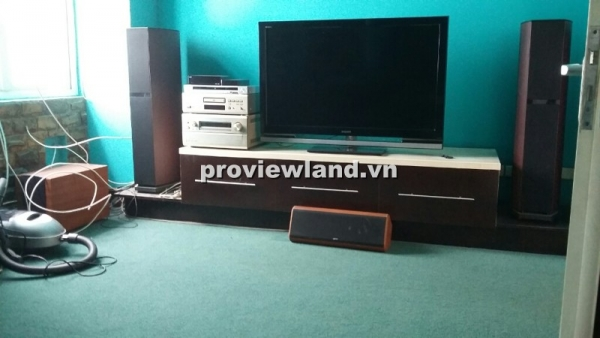 Biệt thự khu Compound Thảo Điền DT 300m2 4PN nhà trống cho thuê giá rẻ