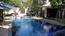 Villa for rent in District 2 near Phu Nhuan Compound 750sqm 4 beds with garage and garden