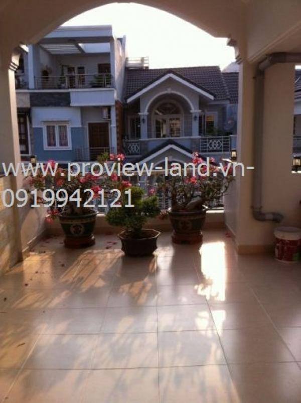 Bán biệt thự An Phú An Khánh Quận 2 rộng rãi